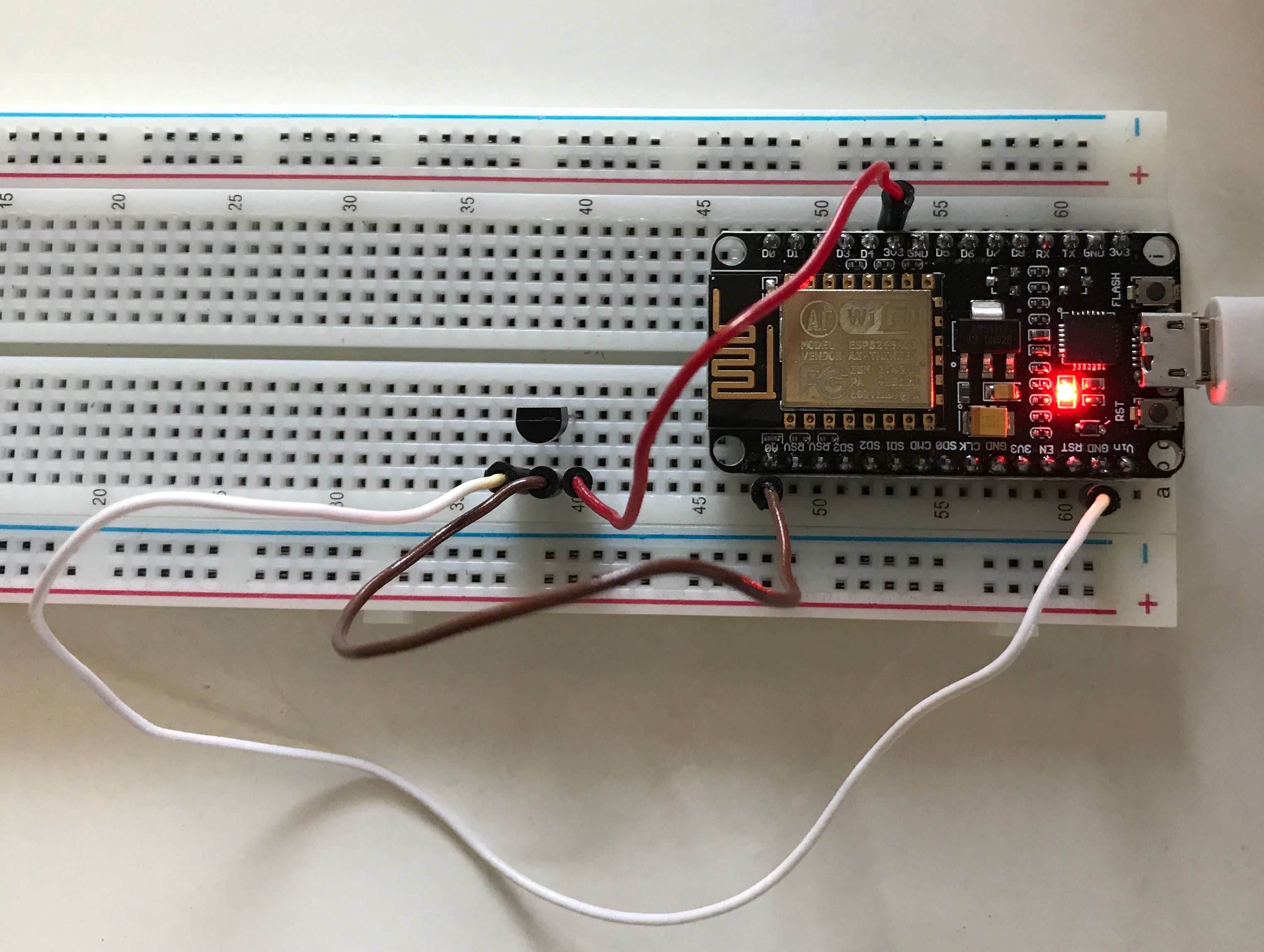 3 Easy Steps To Build A Wifi Temperature Sensor Esp8266 Dinesh Joshi Digital Wiring Diagram